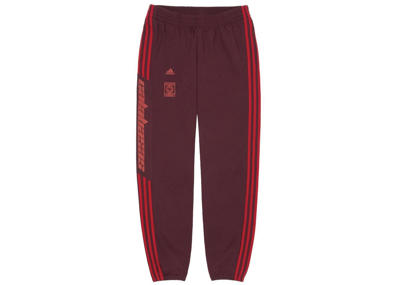 ef8c47dbb301a Sell. or Ask. Size M. View All Bids. adidas Yeezy Calabasas Track Pants  Maroon