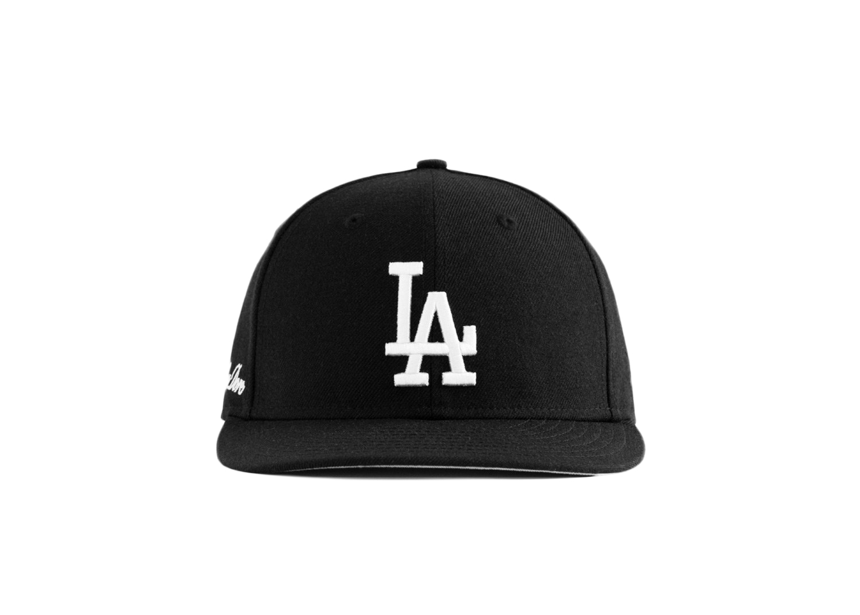 Aime Leon Dore x New Era Dodgers Hat Black
