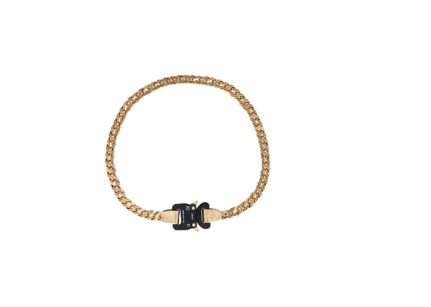 Alyx River Link Chain Necklace Gold