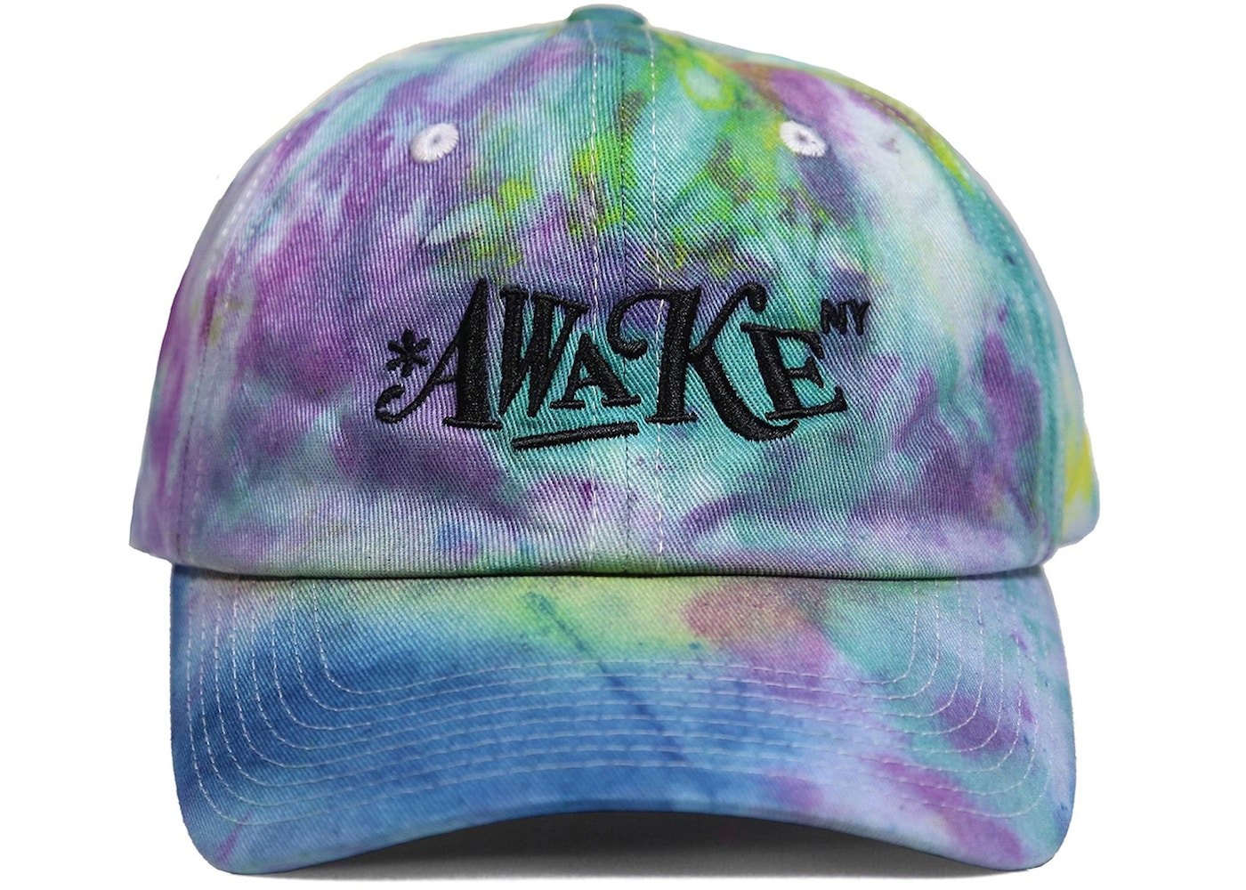 3c4899b0a0744 Sell. or Ask. View All Bids. Awake Distorted Logo Dad Cap Tie Dye