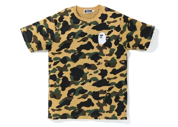 f24a852e Bape T-Shirts - Buy & Sell Streetwear