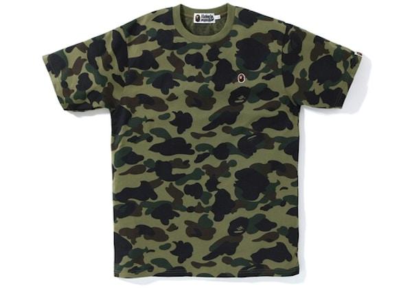 aa9d06a0 Bape T-Shirts - Buy & Sell Streetwear