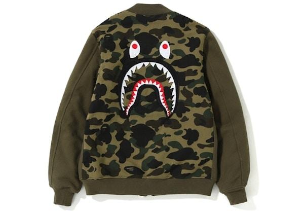 dd9db21e8491 Streetwear - Bape Jackets - New Highest Bids