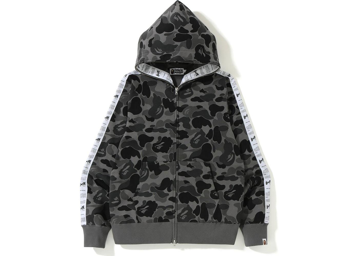 c6f13efa4 Bape Tops/Sweatshirts - Buy & Sell Streetwear