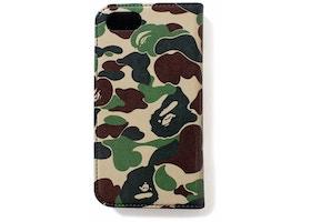 the latest 5eadd 0fcef BAPE ABC Iphone 7 Fold Case Green -