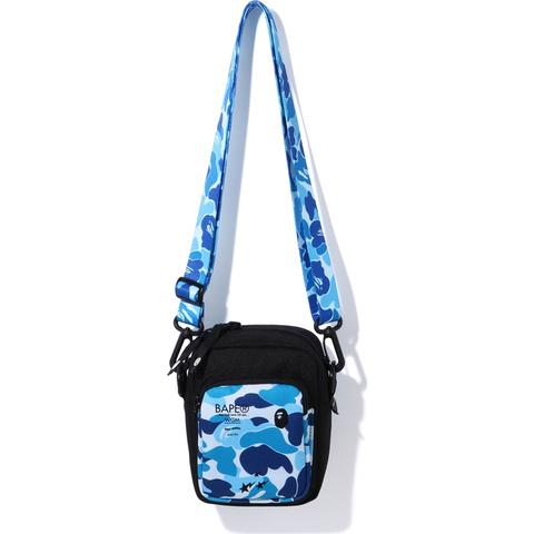 Bape Abc Mini Shoulder Bag Blue