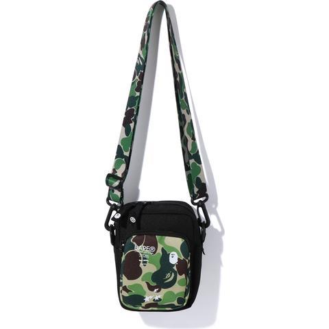 Bape Abc Mini Shoulder Bag Green