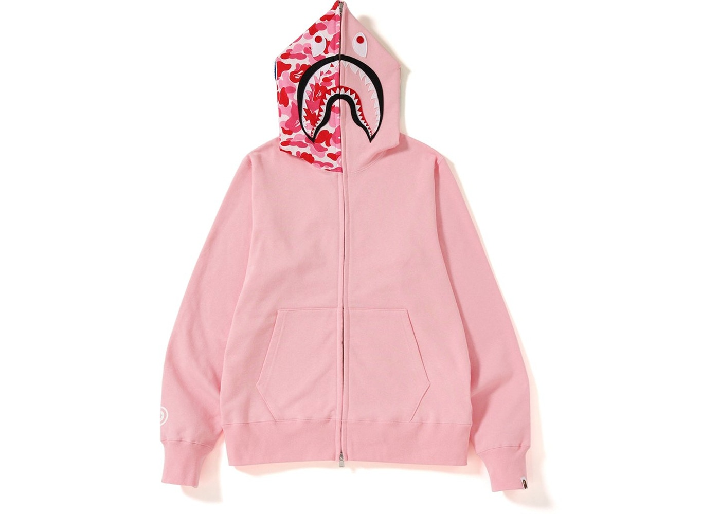 f7daf28f Sell. or Ask. Size: XL. View All Bids. BAPE ABC Shark Full Zip Hoodie ...