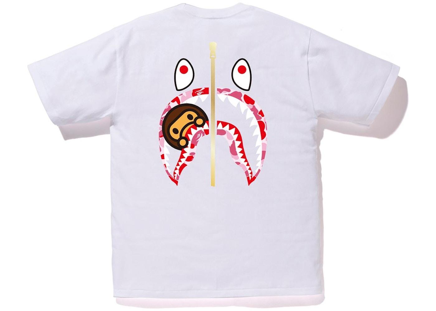 e0e75ebb Bape T-Shirts - Buy & Sell Streetwear