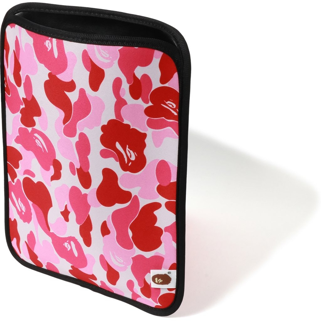 BAPE ABC iPad Case Pink