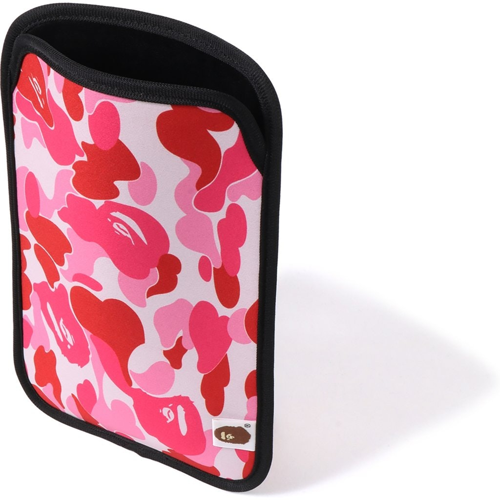 BAPE ABC iPad Mini Case Pink