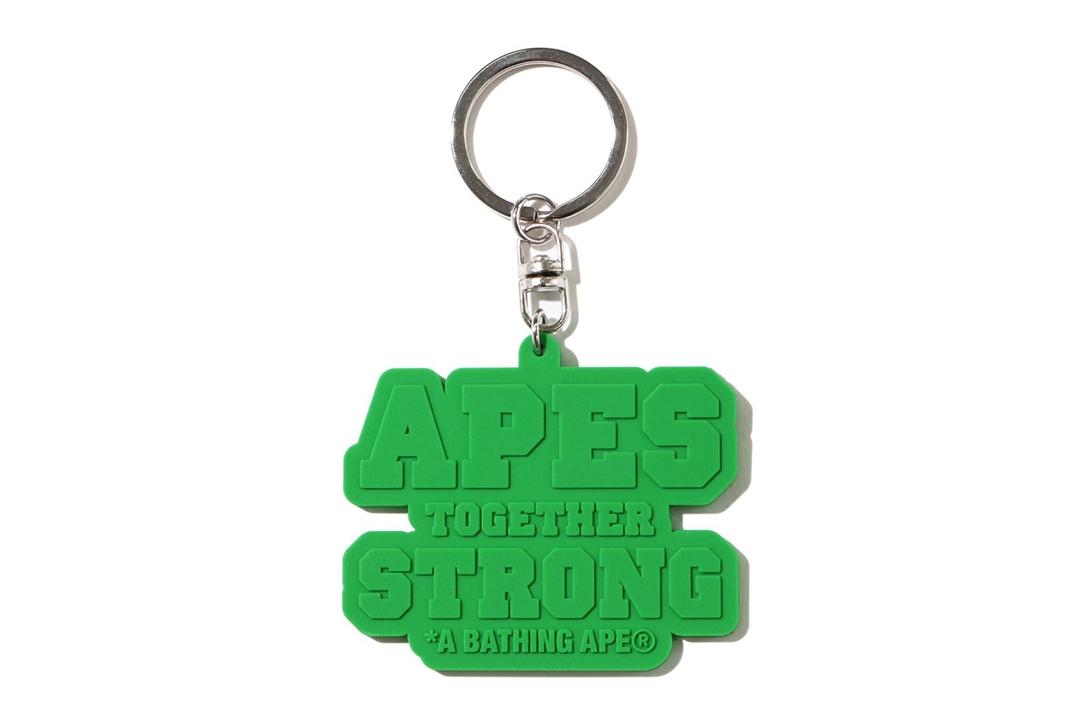 A Bathing Ape Bape Keychain-US Vendeur