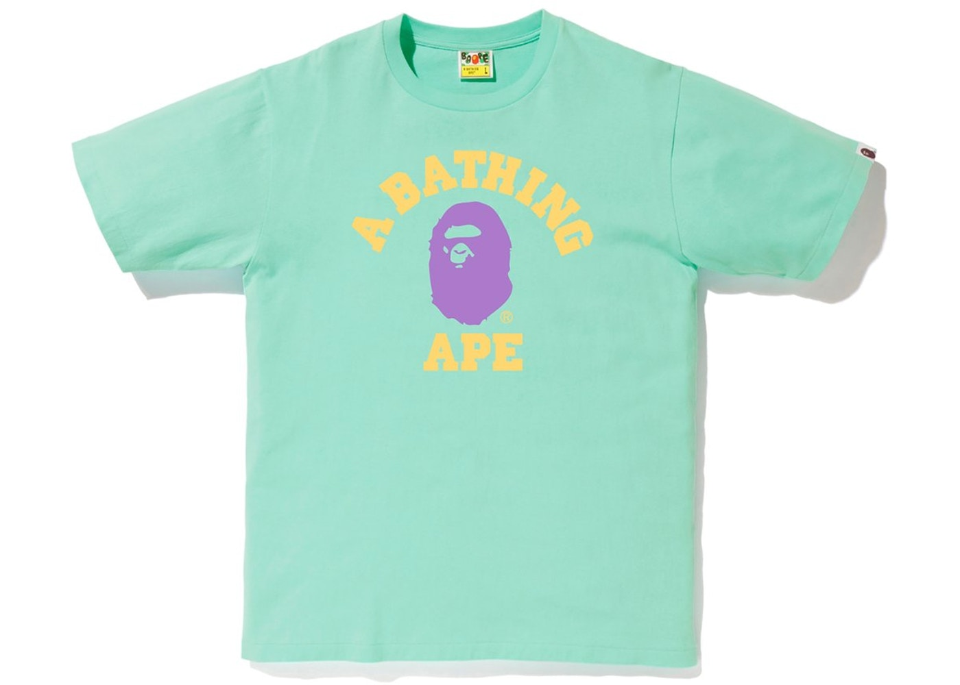 ea1048e9 Bape T-Shirts - Buy & Sell Streetwear