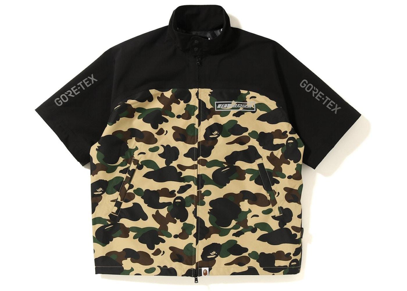 dcf61e11 Streetwear - Bape Jackets - Release Date