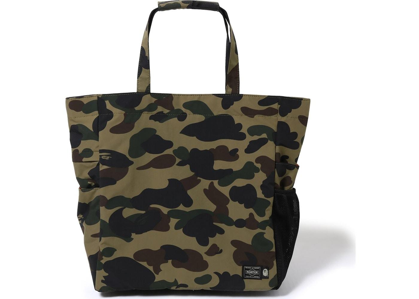 1bcf5d9c2d79b9 Streetwear - Bape Bags - Release Date