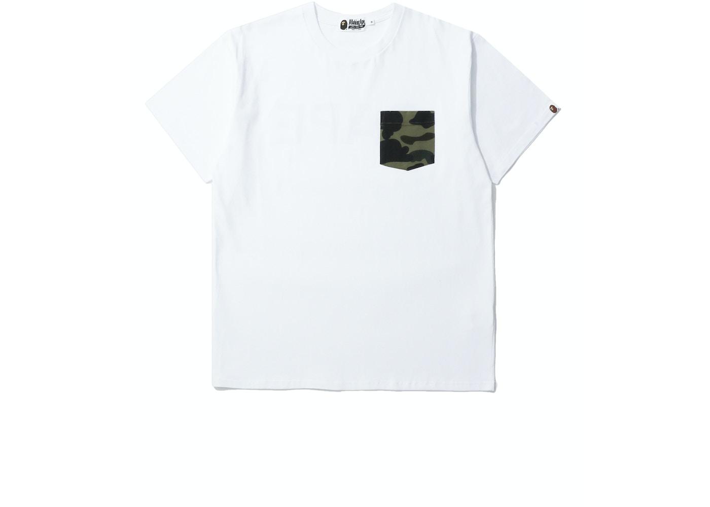 0542a7a4f Streetwear - Bape T-Shirts - New Highest Bids