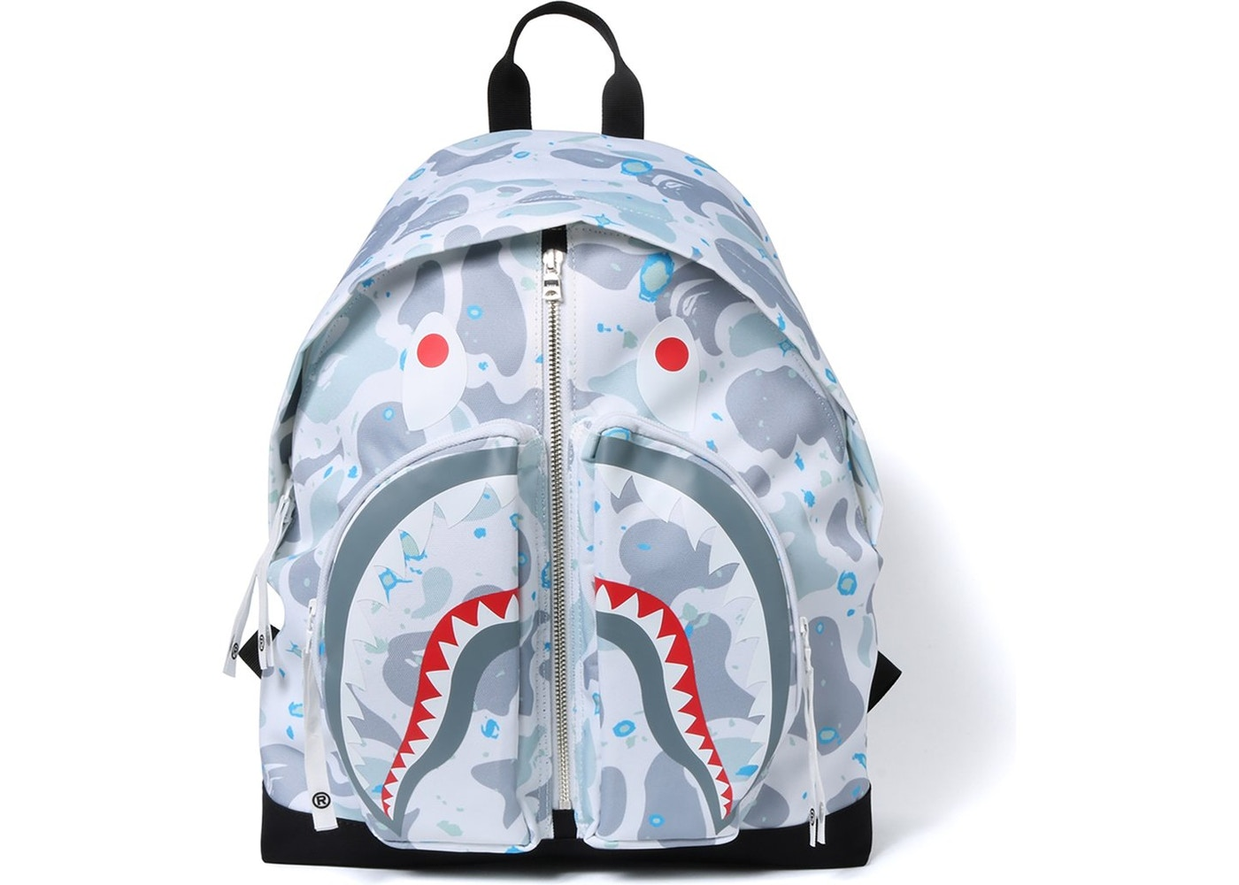 Bape Shark Backpack >> Bape Bags Buy Sell Streetwear
