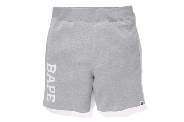 sweat shorts grey