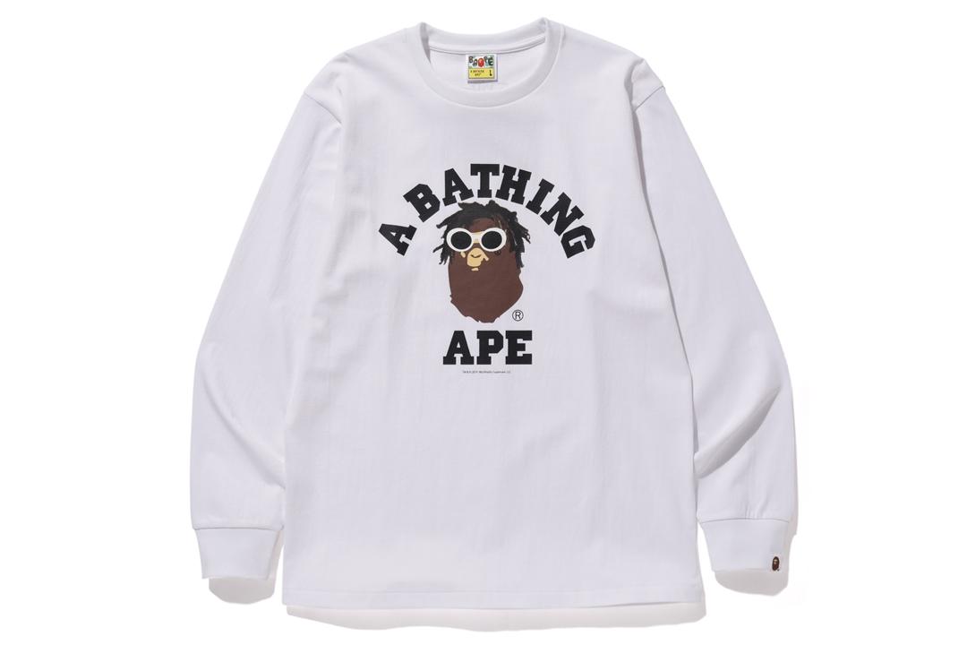 wiz khalifa bape shirt