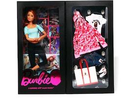 BAPE x Barbie Doll Pink
