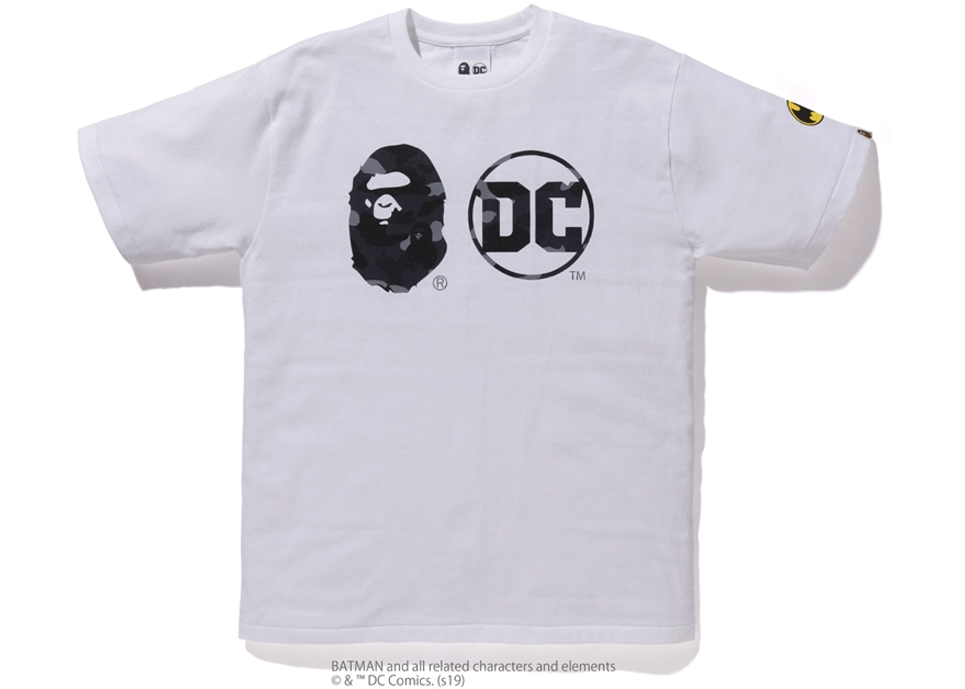 6a16c331 Sell. or Ask. Size L. View All Bids. BAPE x DC Batman ...