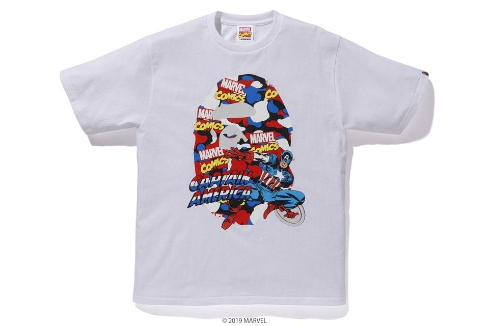 Bape T Shirts Buy Sell Streetwear