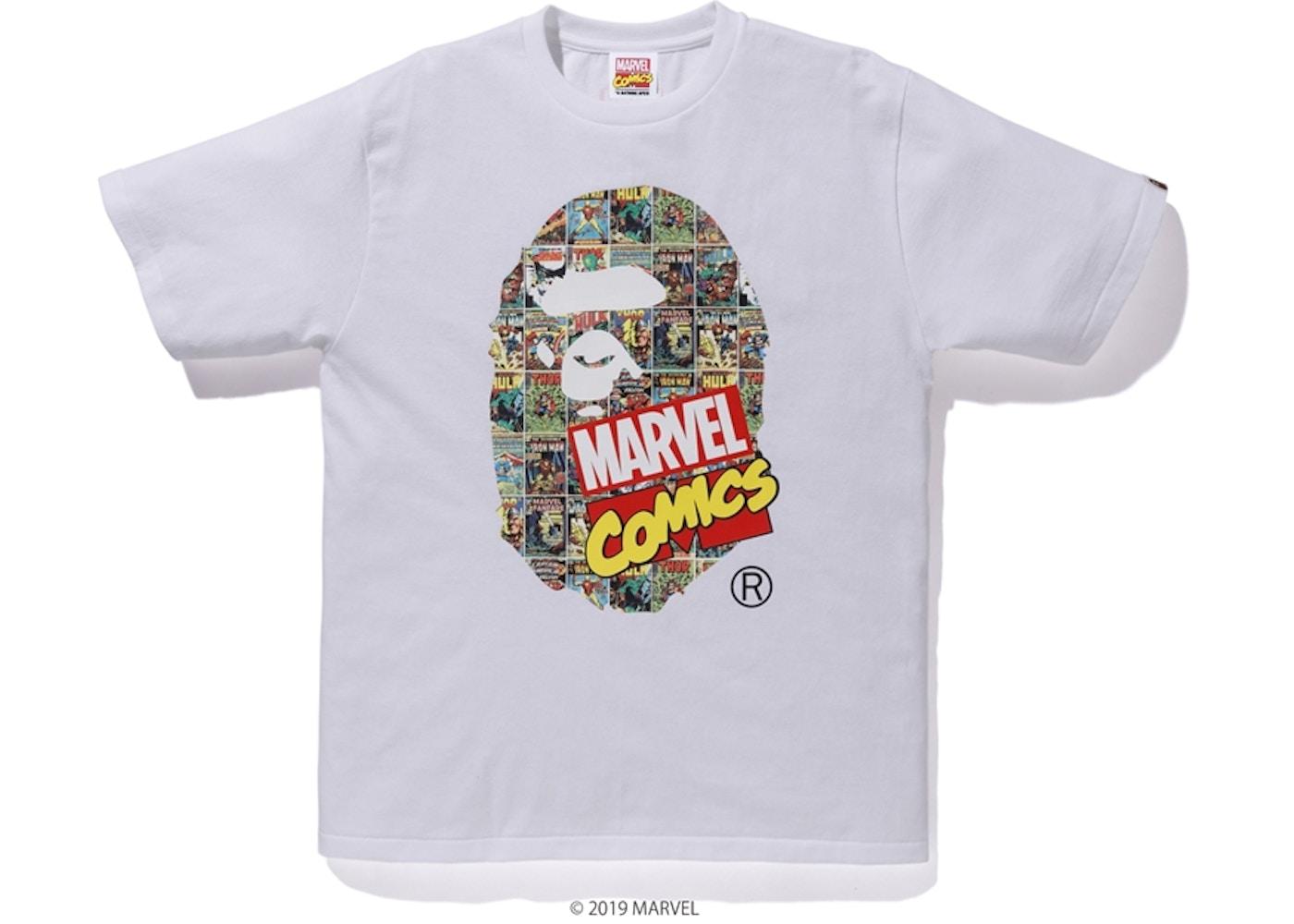 3c0e9ab6eac6 Bape T-Shirts - Buy   Sell Streetwear
