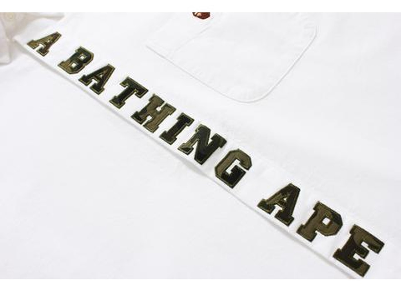 0e3d1f65 Bape Shirts - Buy & Sell Streetwear