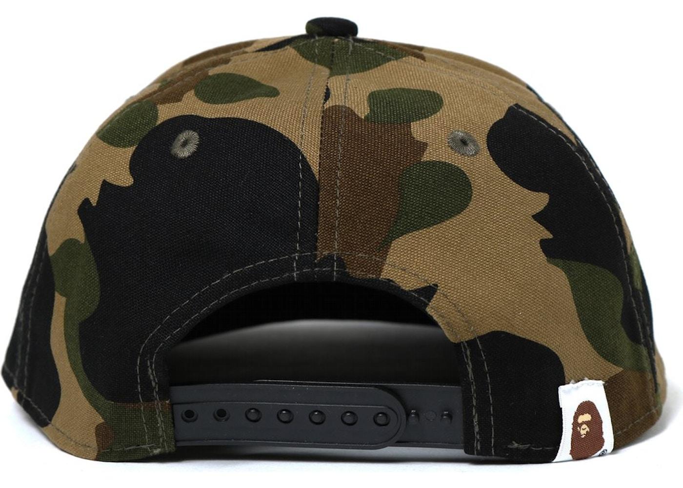 c848a0cab8d44 Streetwear - Bape Headwear - Last Sale