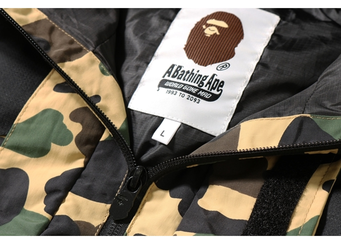 bf5145635 Streetwear - Bape Jackets - New Highest Bids