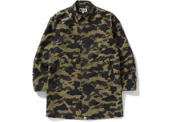 9c20dd385040 Bape Jackets - Buy   Sell Streetwear