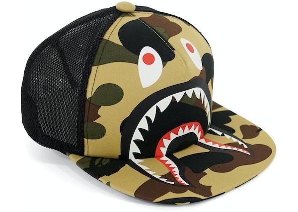 2dca0718751 Streetwear - Bape Headwear - Average Sale Price