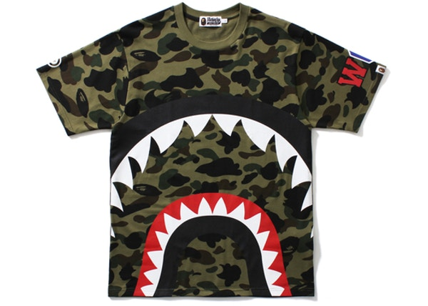 eb28279e Streetwear - Bape T-Shirts - Average Sale Price