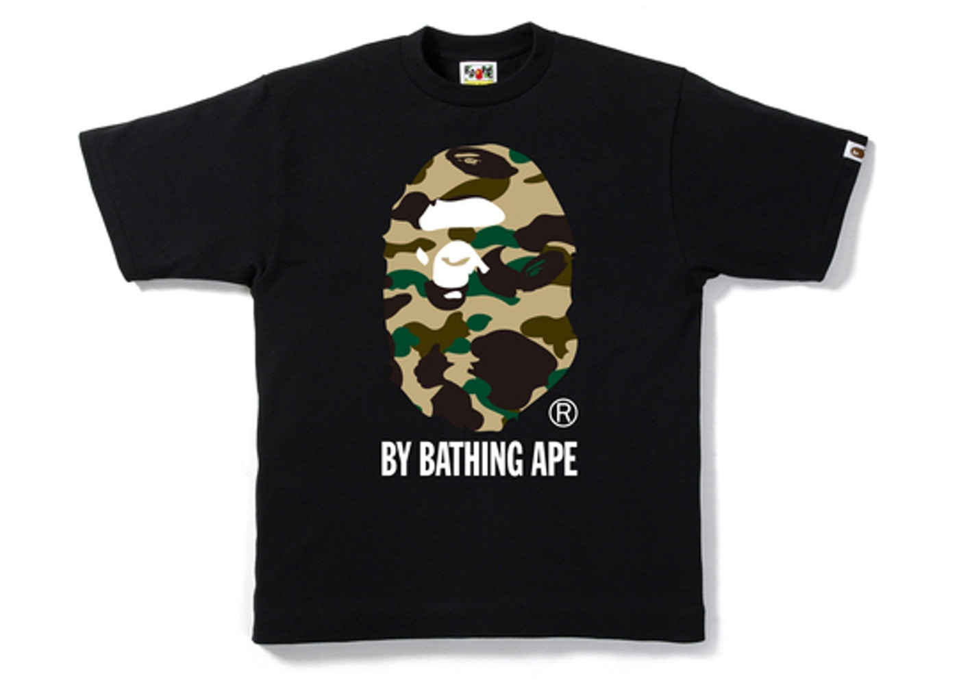 bf8fb23e Sell. or Ask. Size S. View All Bids. BAPE 1st Camo By Bathing Tee ...