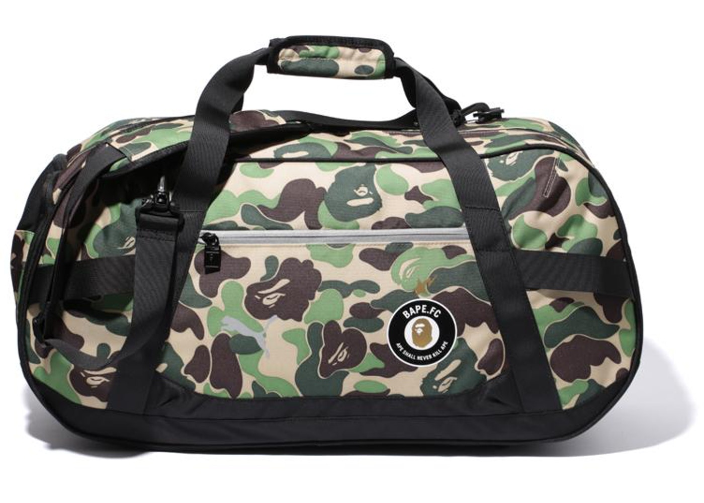 a8ce3284f1 Adidas Camo Gym Bag