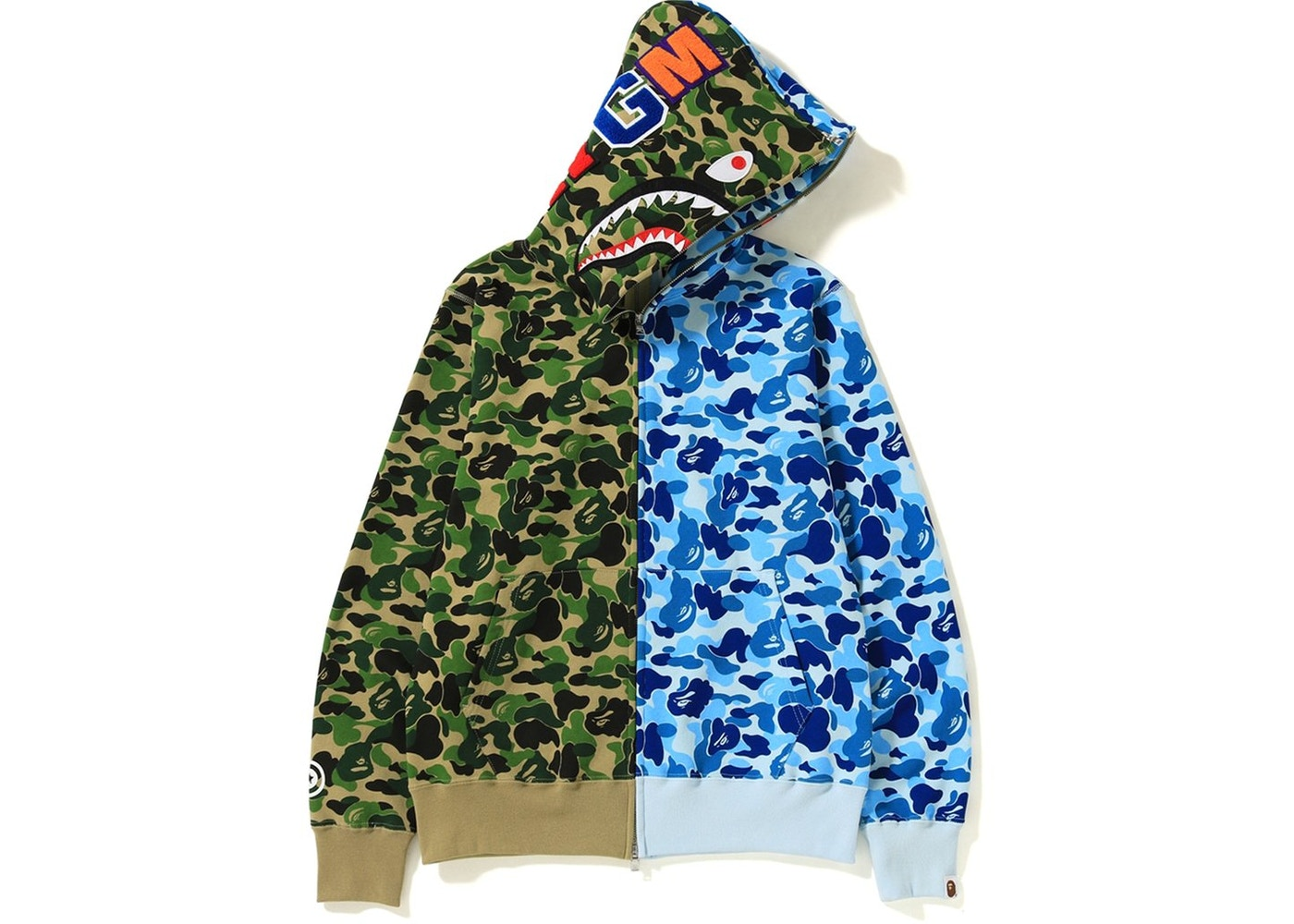 ca61497f88f0 Bape Tops Sweatshirts - Buy   Sell Streetwear
