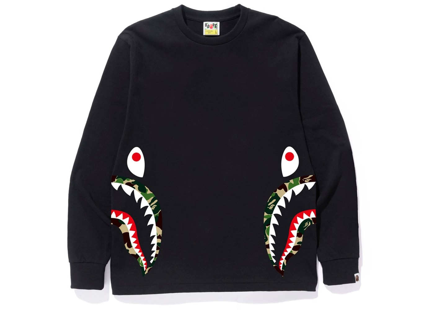 c77c8a61 Streetwear - Bape T-Shirts - New Highest Bids