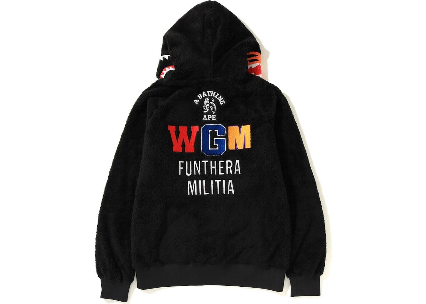 9ef708b54e5c Streetwear - Bape Jackets - New Highest Bids