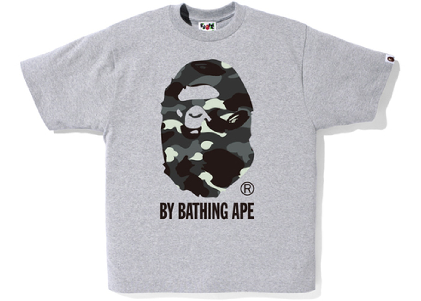 6a00e518 BAPE City Camo By Bathing Tee Gray -