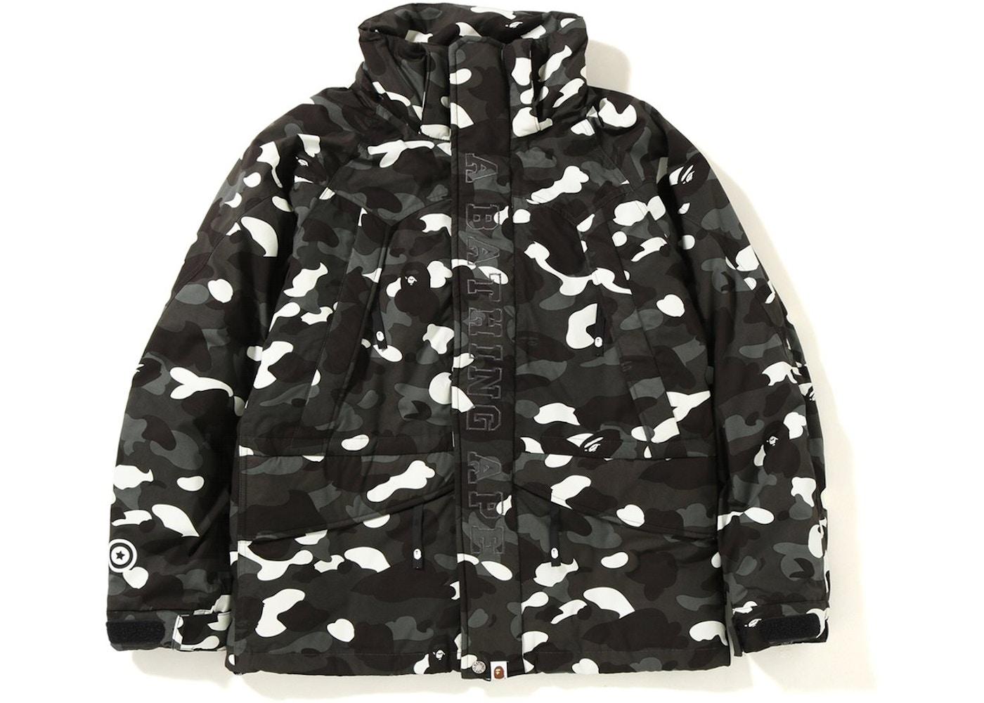 cafb5dd6c76f Buy   Sell Bape Streetwear - Average Sale Price