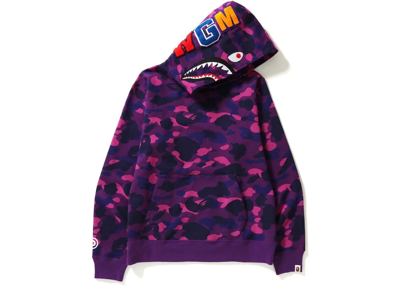 7464b49e43f3 Streetwear - Bape Tops Sweatshirts - New Highest Bids