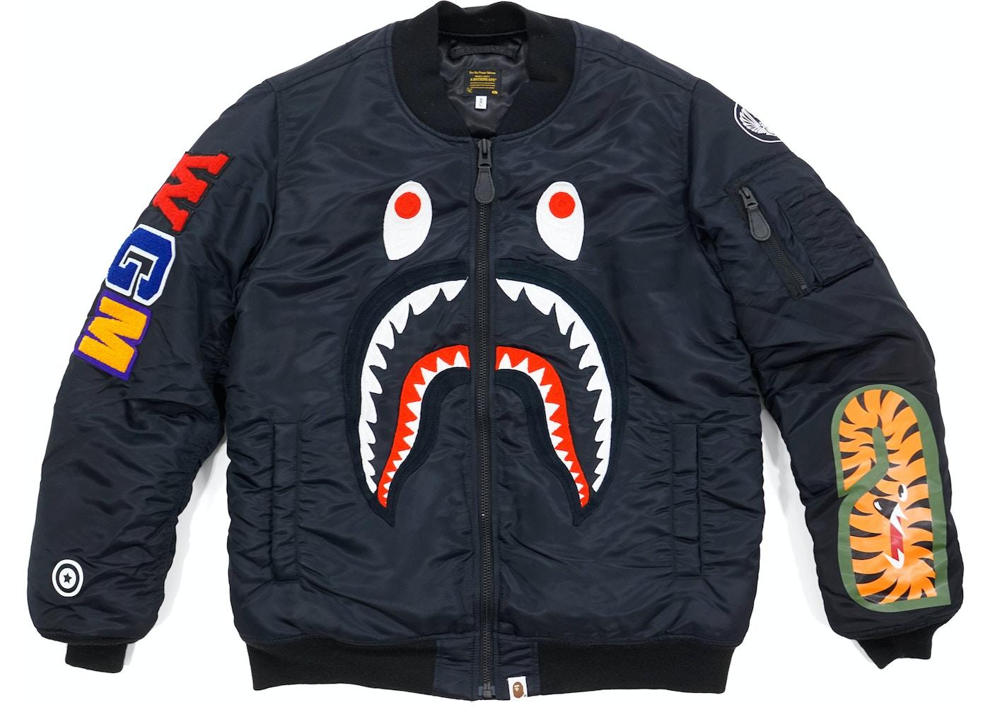 672eb0a76746 Streetwear - Bape Jackets - Highest Bid