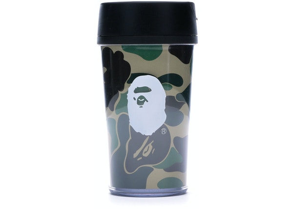 64bb204a BAPE Happy New Year 1st Camo Tumbler Green