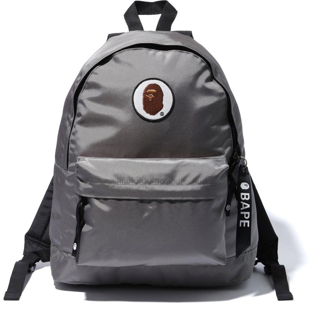 Bape Happy New Year Bag (5 Items) Grey