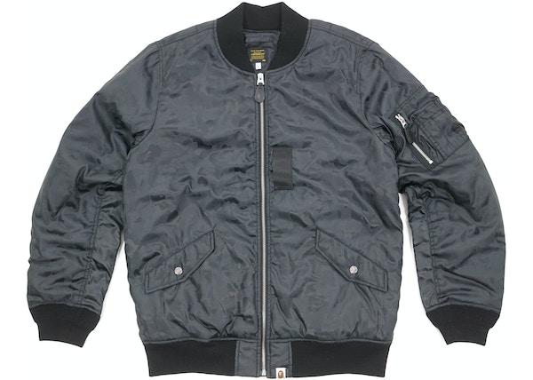 86c19a6c6a10 Streetwear - Bape Jackets - Average Sale Price