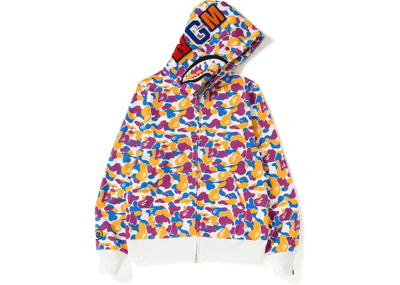 3cce698f Streetwear - Bape Tops/Sweatshirts - Highest Bid