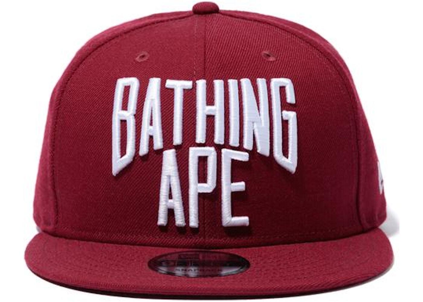 Streetwear - Bape Headwear - Highest Bid d00cf8ee65c3