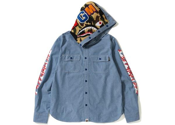 2134f3b3addc Streetwear - Bape Shirts - Price Premium
