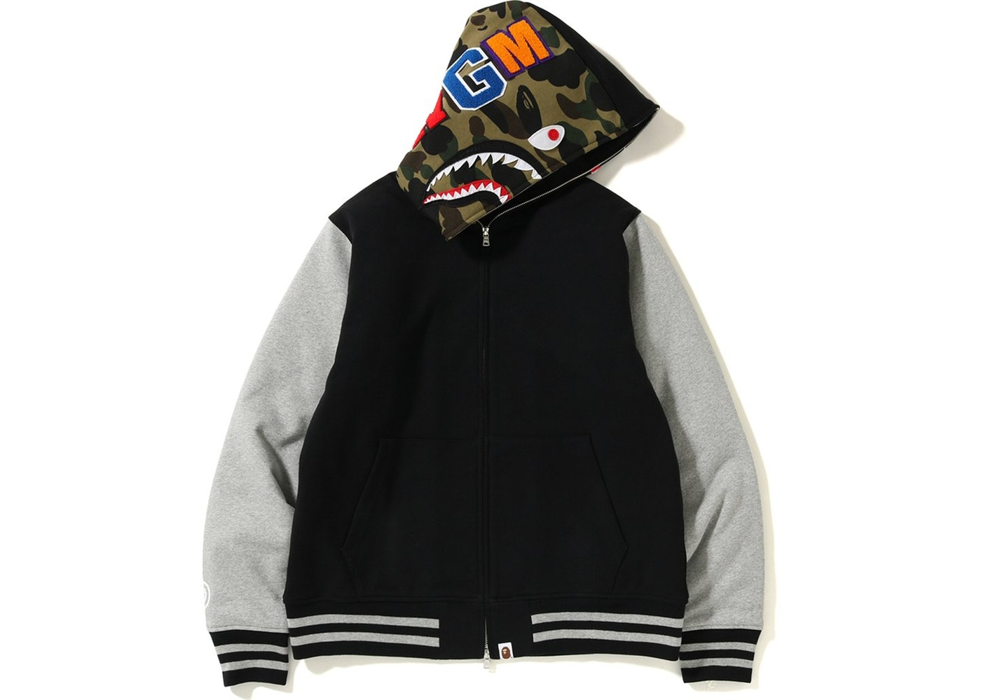 b9613679c93e Streetwear - Bape Jackets - Highest Bid