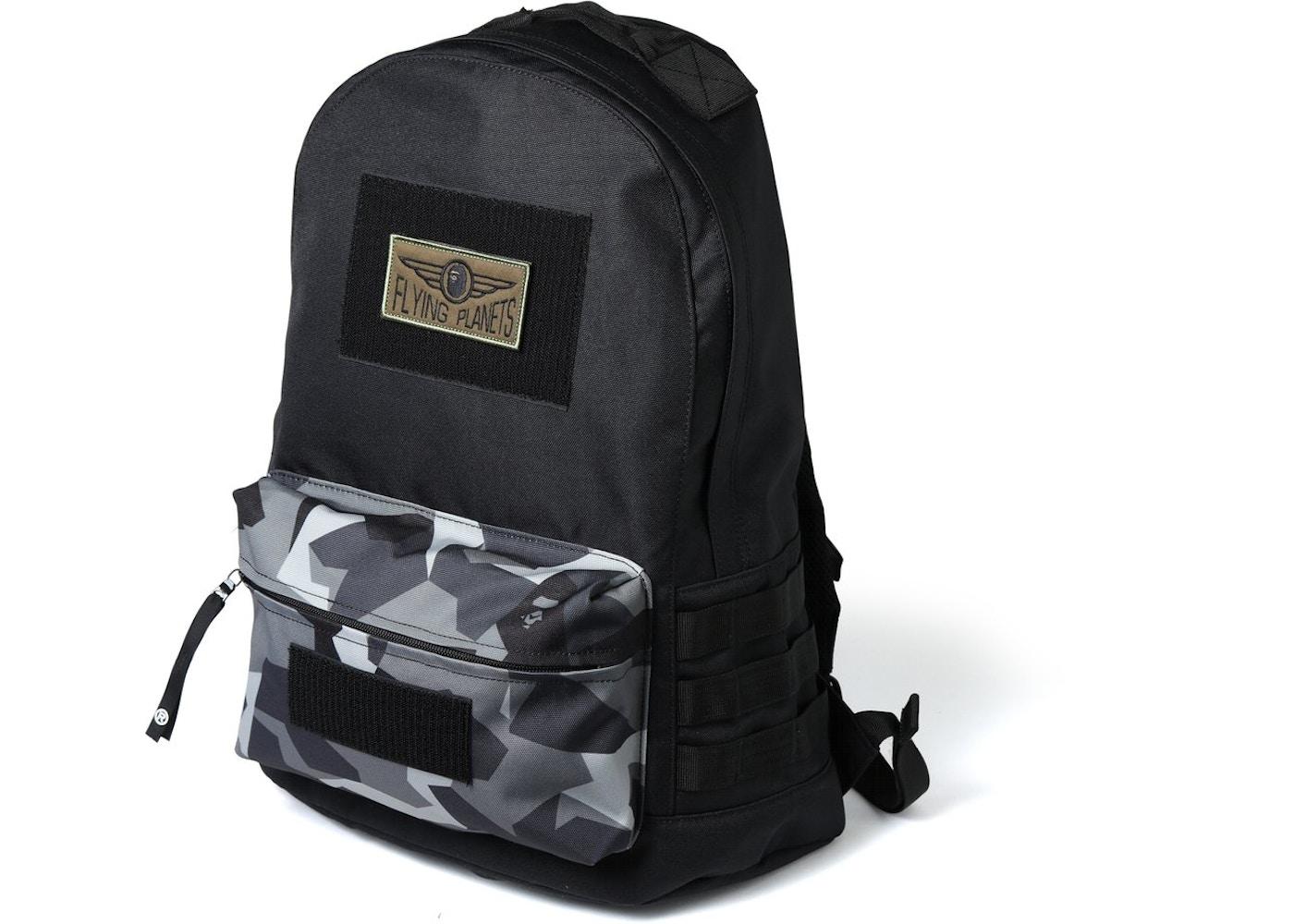 bc31e4c27f13 Bape City Camo Backpack